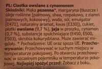 KAFFEREP - Składniki - pl