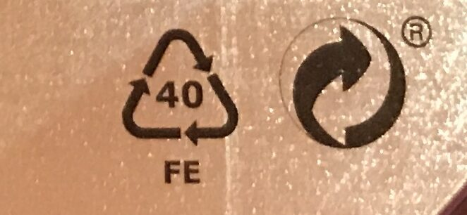 KAFFEREP - Recycling instructions and/or packaging information - pl