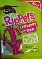 Rippers - Raspberry and Grape - Product