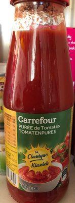 Purée de tomates - Producto