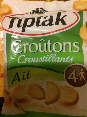Croutons croustillants - Product