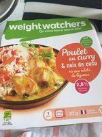 Poulet au curry - Produkt