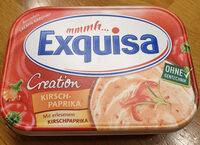 Exquisa Creation Kirsch-Paprika - Product