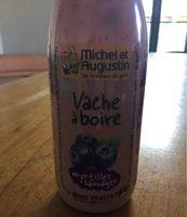 Vache a boire myrtilles sauvages - Product - fr