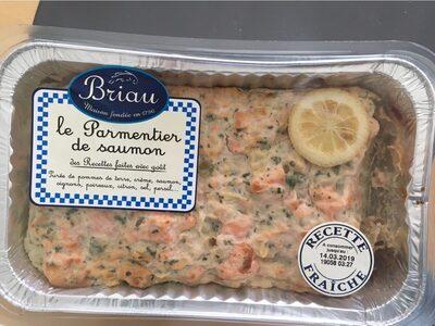 Le parmentier de Saumon - Produit - fr