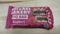 Fig Bar, Raspberry - Product