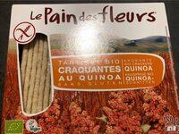 tartines craquantes riz et quinoa - Product