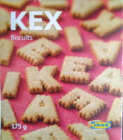 Kex Biscuits - Product