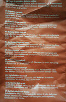 Festligt - Ingredients