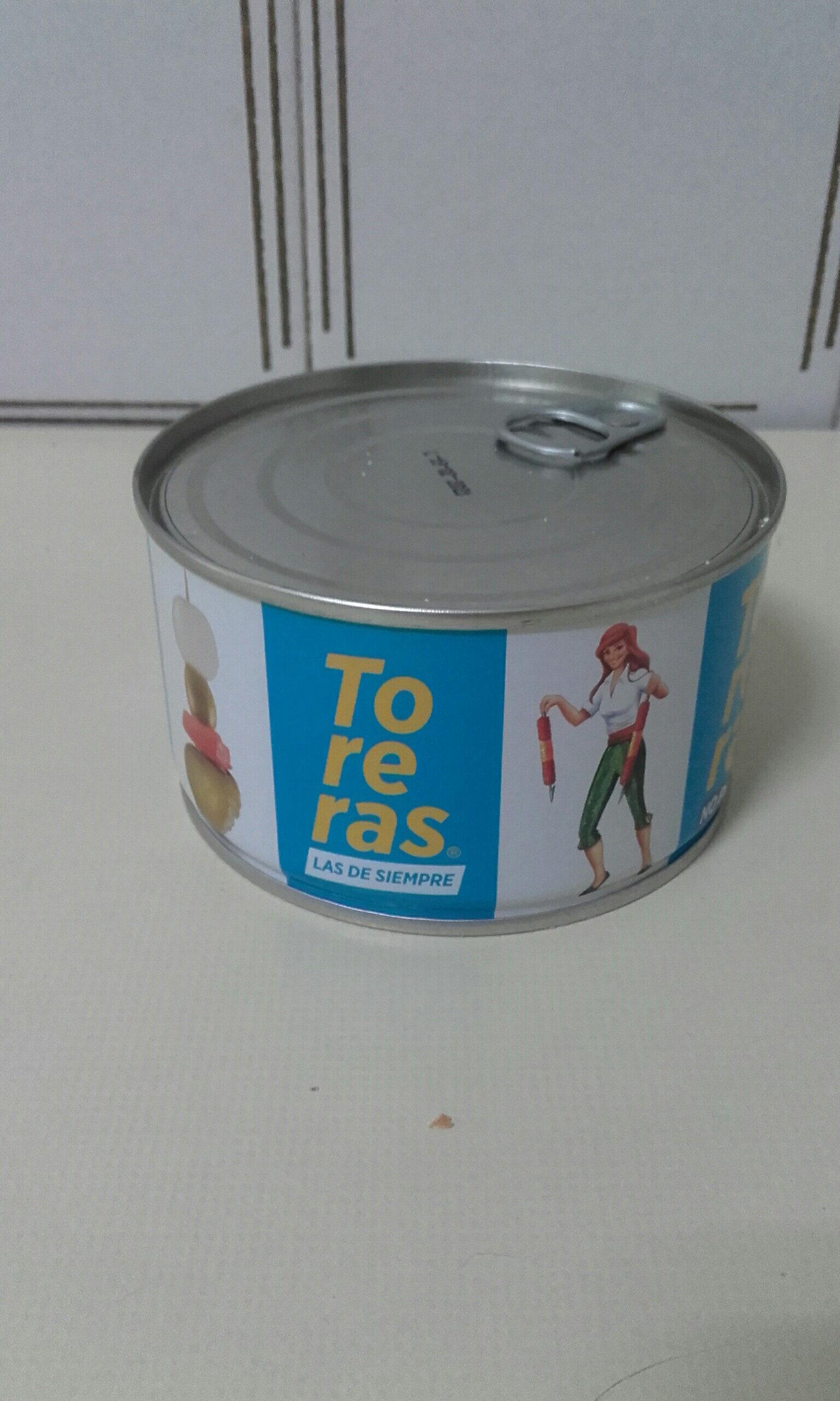 Toreras - Producte