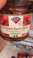 Krini Tomates séchées à l'huile végétale - Product - fr