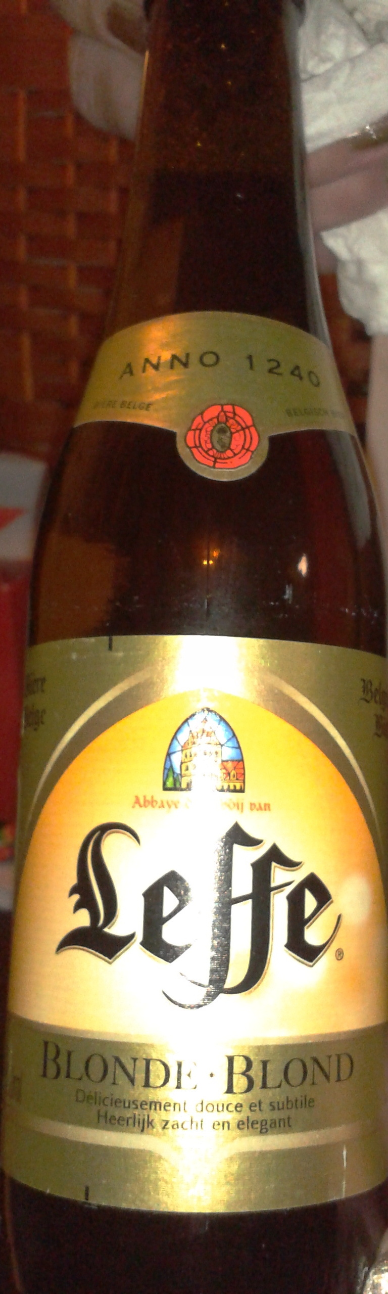 Leffe - Product