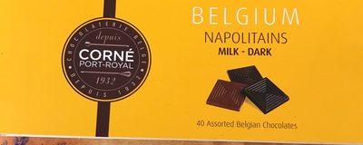 Napolitains Milk Dark - Produit - fr