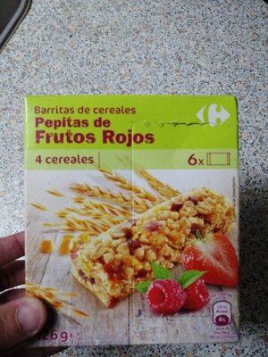 pepitas de frutos secos - Producte