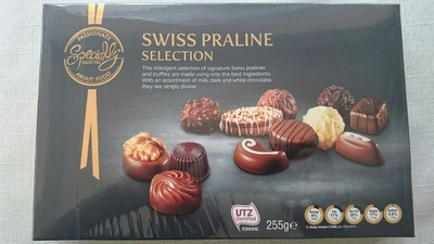 Swiss Praline Selection - 1
