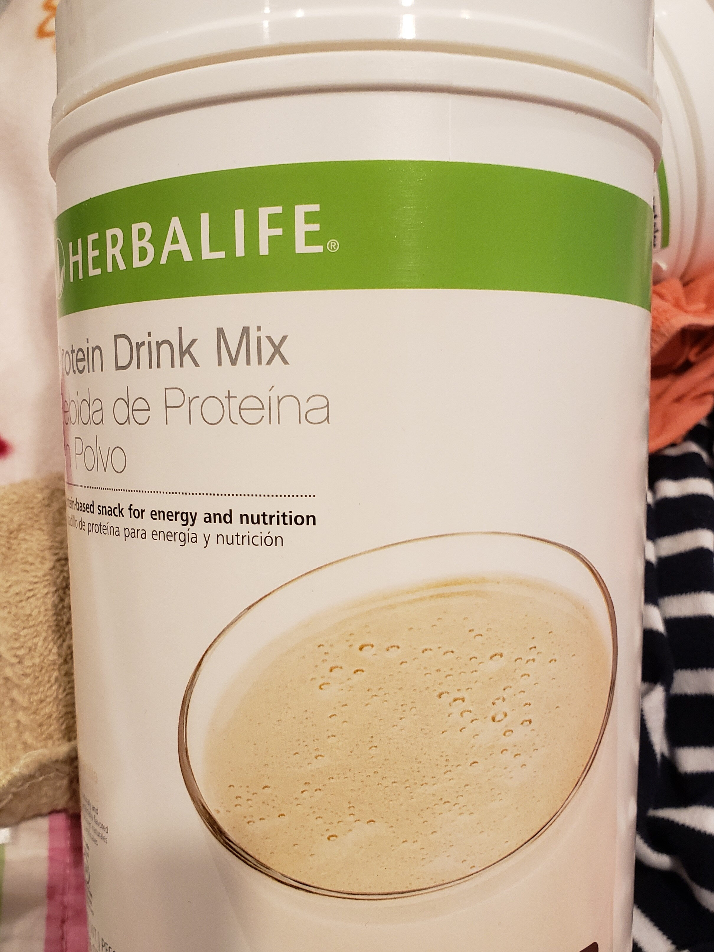 Protein Drink Mix - Product