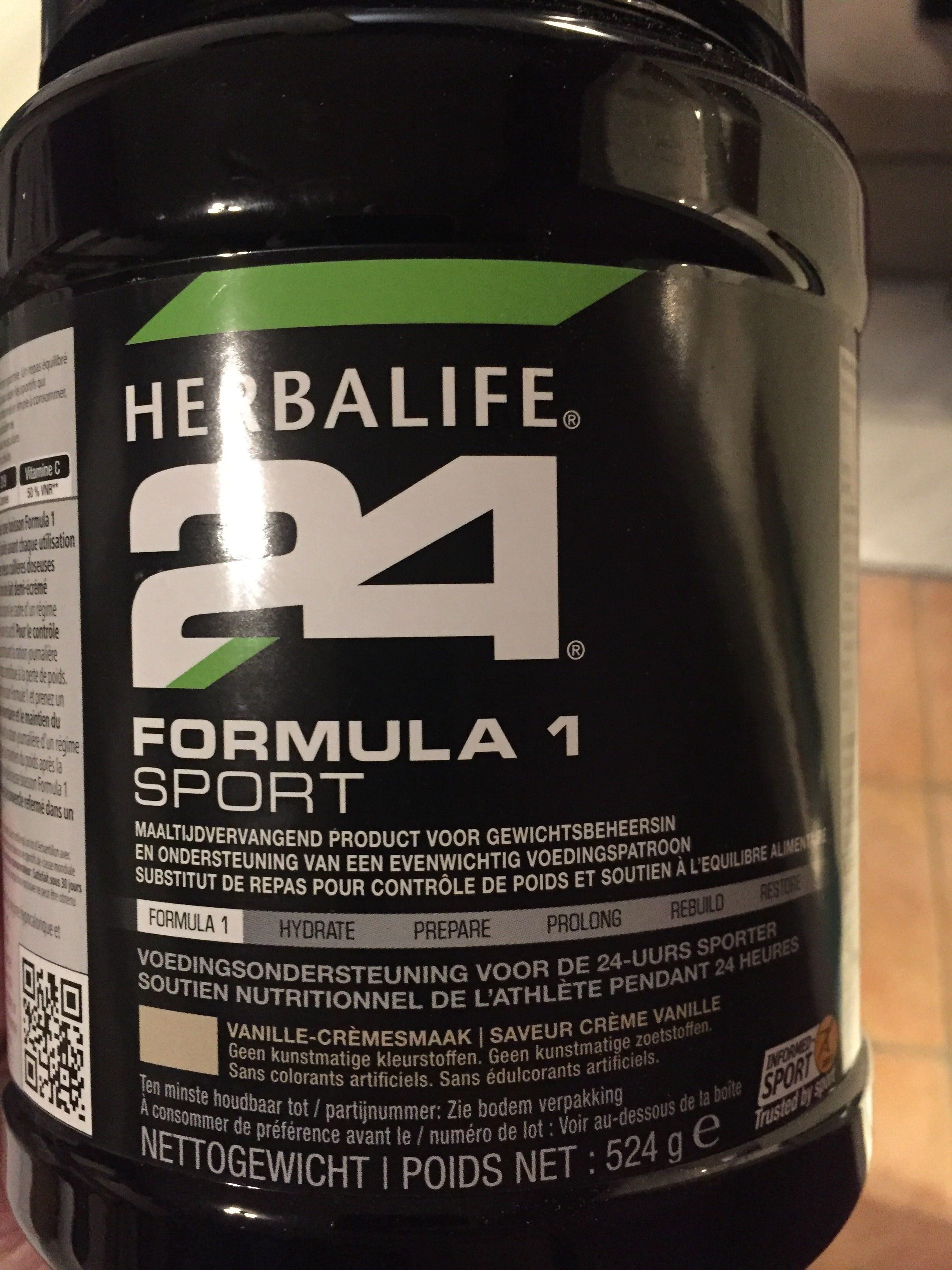 herbalife formule 1 sport - Product - en