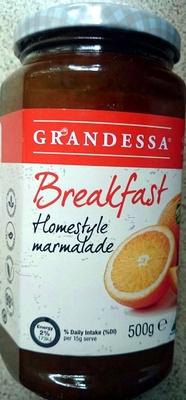 Homestyle Breakfast Marmalade - Produit - en
