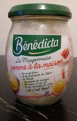 mayonnaise Bénédicta - Produit - fr