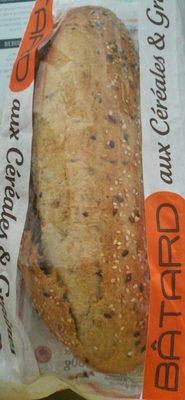 Batard céréales - Produit - fr