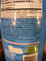 Nestle Coffee Mate French Vanilla concentrated creamer - Ingredients