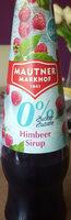 Himbeer Sirup - Product - de