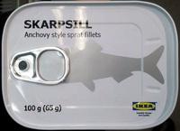 Skarpsill - Produit
