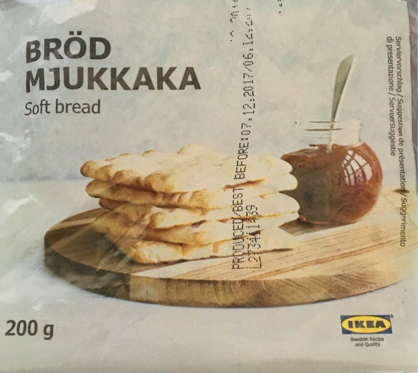 Brod Mjukkaka Ikea 200 G
