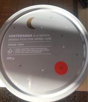 Vintersaga Ginger thins - Produit - fr