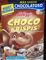 Chocokrispis - Producto - en