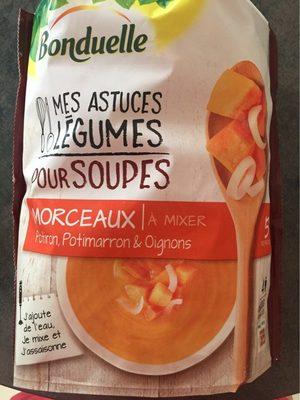 Légumes pour soupe - Produit