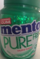 Mentos pure fresh - Product