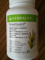 roseguard  vitamin a c e  rosmery - Prodotto - cs