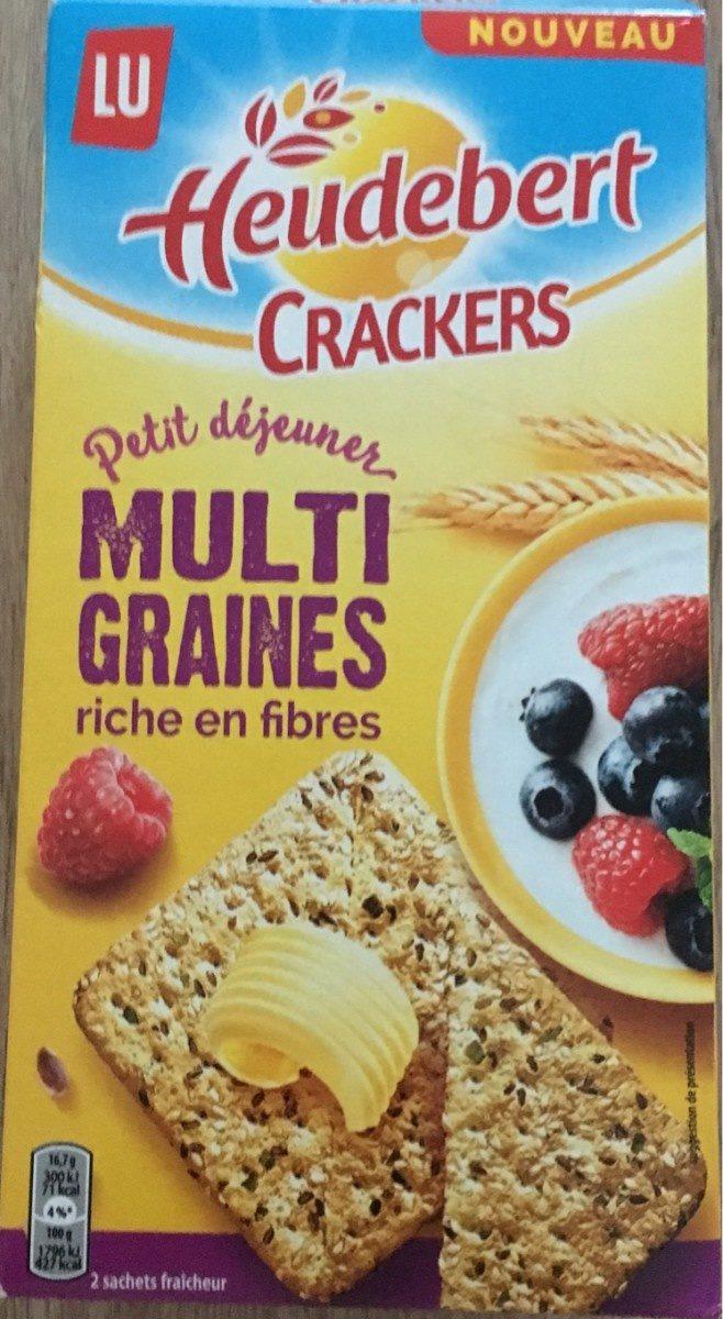 Petit dejeuner multi graines - Produit