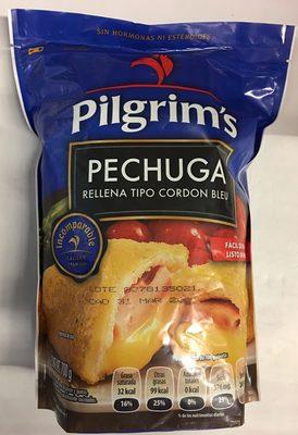 Pechuga rellena tipo Cordon Blue Pilgrim's - Produit - es
