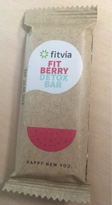 Fit Berry detox bar - Product
