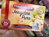 Jengibre puro - Product