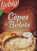Cèpes & Bolets en soupe - Produit