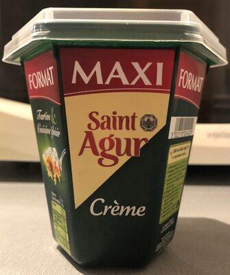 Saint agur creme - format maxi - Produit - fr