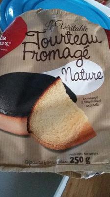 tourteau fromage nature - Product - fr
