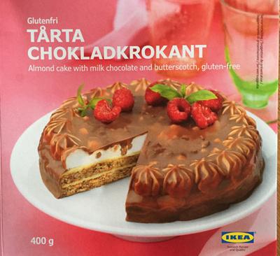 Tarta Chokladkokant - Prodotto - fr