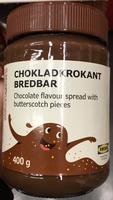 Chokladkrokant Bredbar - Produit - fr