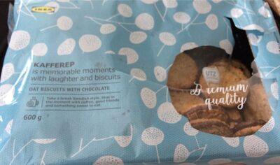 Biscuit Avoine et Chocolat - Product