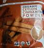 Organic Ceylon Cinnamon Powder - Product
