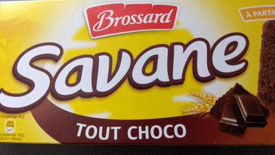 Savane tout choco - Produit - fr