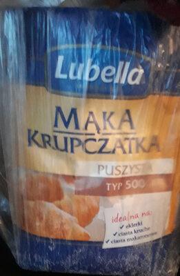 mąka krupczatka - Produit - pl