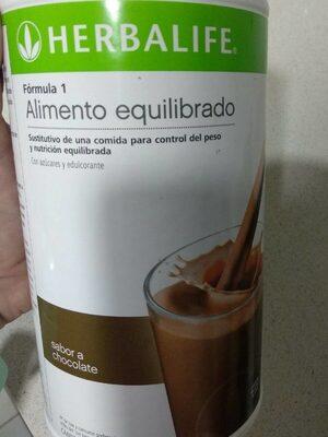 Batido fórmula 1 chicolat alimento equilibrado - Product - es