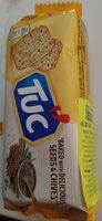 TUC Graines et Ciboulette - Product - fr