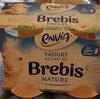 Yaourt au lait de brebis Nature - Product