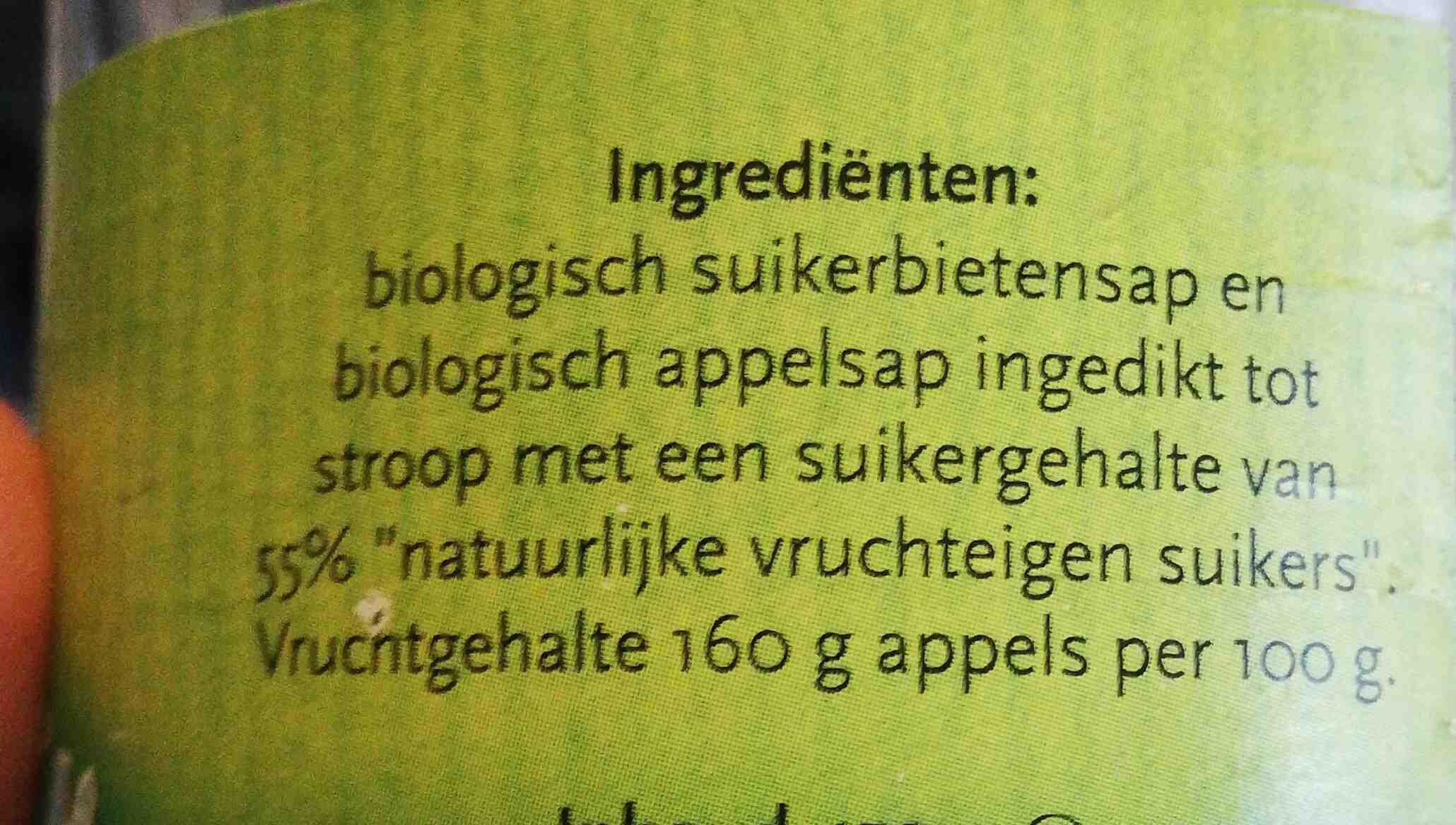 Canisius - Ingrediënten - nl